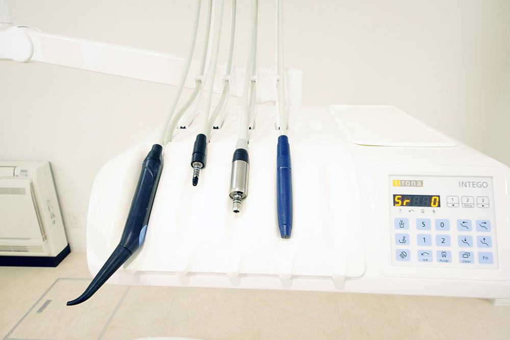 担当制の歯科衛生士が時間をかけてメンテナンスいたします
